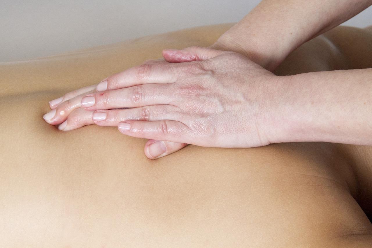 rehabilitation massage